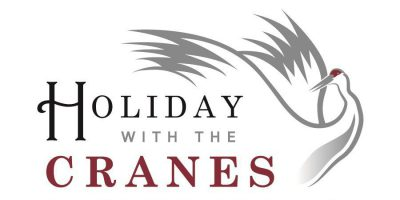 HOLIDAY WITH THE CRANES Logo No YR